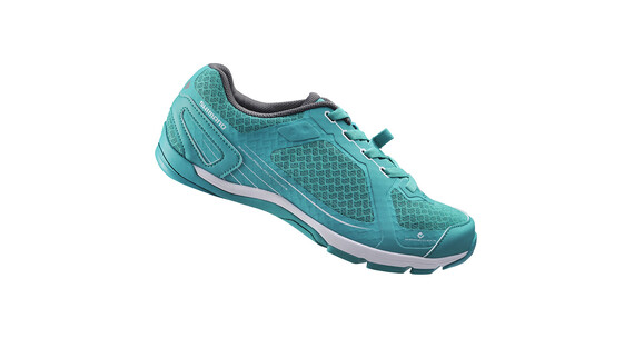 Shimano SH-CW41G - Chaussures Femme - turquoise